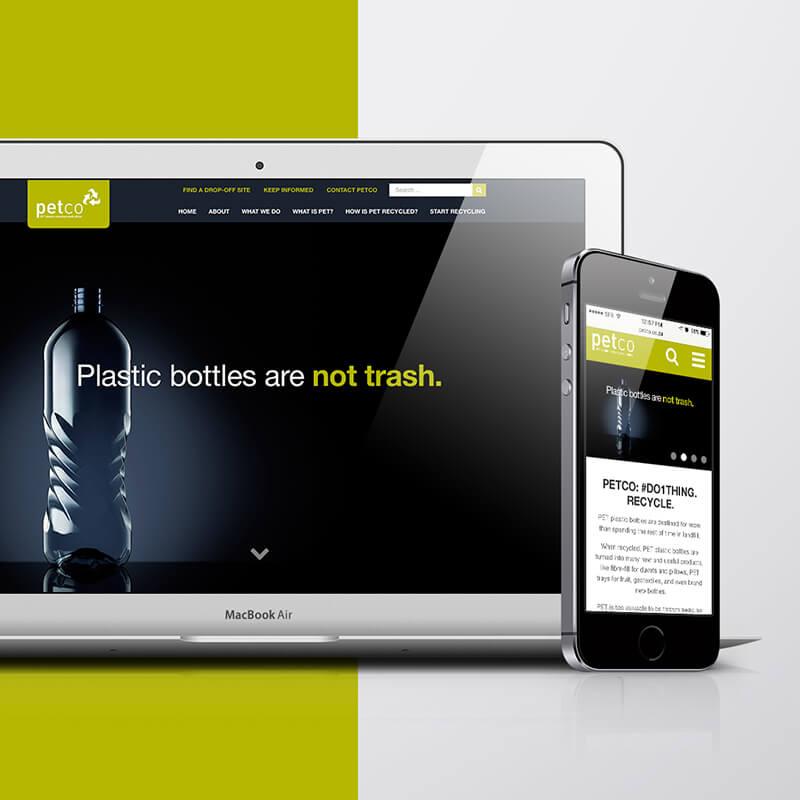 Website Design - PETCO